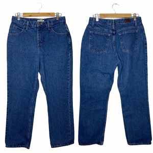 VTG 90's Riders Relaxed Fit High Rise Mom Jeans